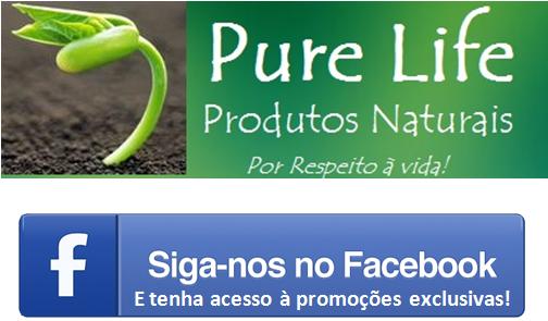 Pure Life - Produtos Naturais