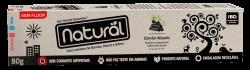LANÇAMENTO NA Pure Life!  Creme Dental Natural  com Carvão Ativado, extratos de Bambu, Romã e Sálvia